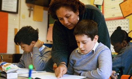 Teacher marking