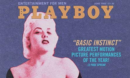 Bob Dylan's Playboy magazine mock cover