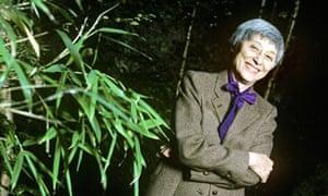 Han Suyin in 1986