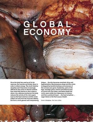Adbusters gallery: Global Economy