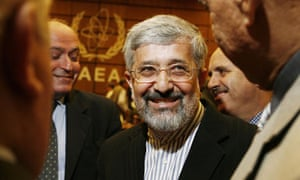 The Iranian ambassador to the International Atomic Energy Agency, Ali Asghar Soltanieh
