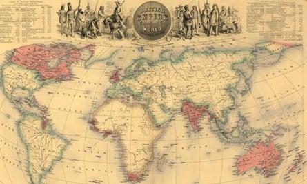 British Empire Throughout the World