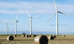 Windfarm near Swindon
