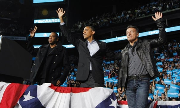 Obama and Romney end final campaign push ahead of election day – US