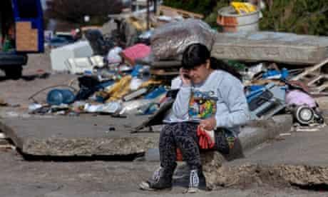 Rockaway, Queens Hurricane Sandy