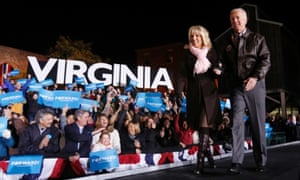 Joe Biden Virginia