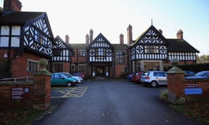 Bryn Estyn One Of The Care Homes At The Centre Of The North Wales Child Abuse Allegations
