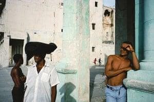 Cartier-Bresson: Havana, Cuba,  1993 by Alex Webb