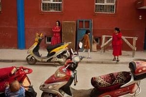 Cartier-Bresson: New Kashgar. Kashgar, China  2011 by Carolyn Drake