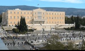 Syntagma Square, November 6th 2012