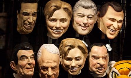 obama romney halloween
