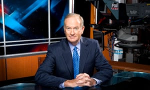 Bill O'Reilly, commentator at the Fox News Channel, photographed in New York City.