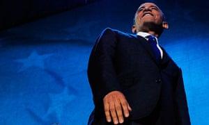 Barack Obama in Chicago