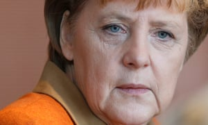 The German chancellor Angela Merkel is meeting David Cameron in Downing Street tonight.