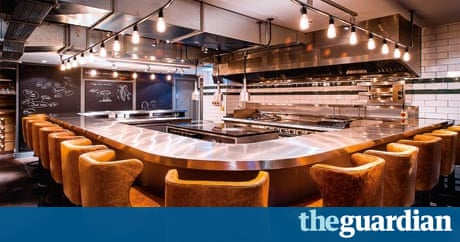 Restaurant Kitchen Table London W1 Life And Style The Guardian