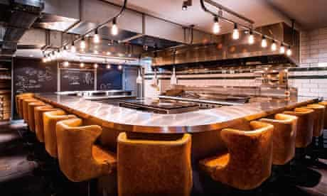 Kitchen Table, London W1