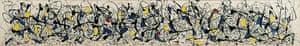 A Bigger Splash: Summertime: Number 9A 1948 by Jackson Pollock