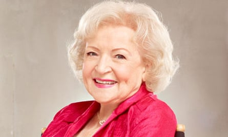 Betty White: TV's golden girl on 63 years in showbusiness ...