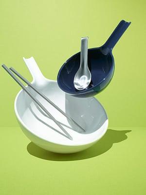 Gifts £10-£50: Royal VKB bowl with chopsticks