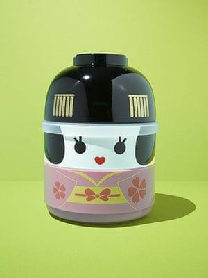 Gifts £10-£50: Geisha bento box
