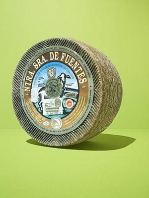 Gifts £10-£50: Villarejo cured manchego