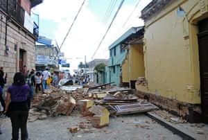 Guatemala Earthquake: Guatemala Earthquake