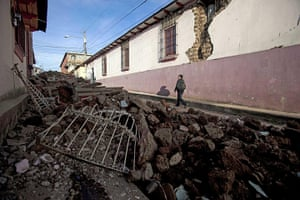 Guatemala Earthquake: Guatemala earthquake aftermath