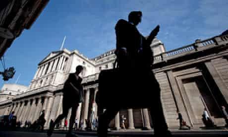 Bank Of England, business people, London