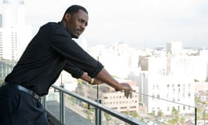 Idris Elba stars in Screen Gems' action thriller Takers