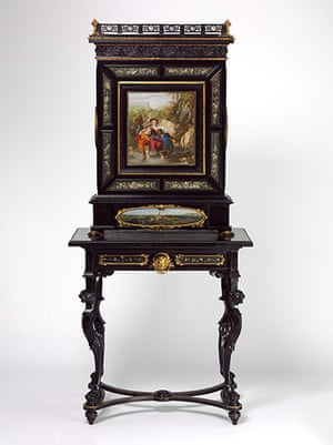 RCA 175 Years: Cabinet on Stand, Gottfried Semper