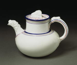 RCA 175 Years: Teapot, designed by Sir Henry Cole
