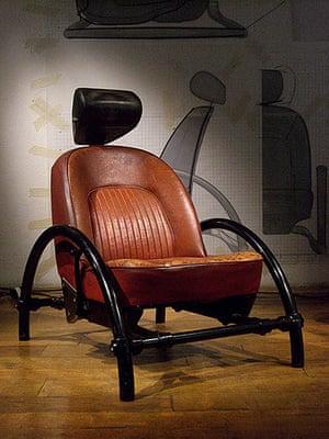RCA 175 Years: Ron Arad, Rover Chair
