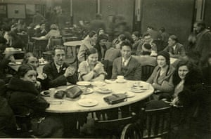 RCA 175 Years: RCA Common Room, Early 1930s