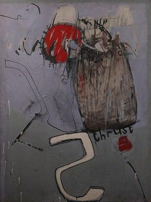 RCA 175 Years: David Hockney, (Composition) Thrust