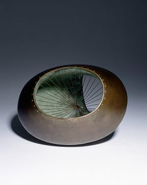 RCA 175 Years: Barbara Hepworth, Sculpture with Colour and Strings