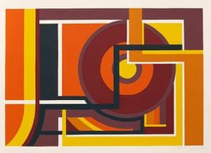 Jay Rayner: 'Bull's Eye', 1979