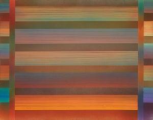 Jay Rayner: 'Descender',1976