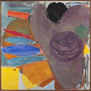Jay Rayner: 'Purple Heart', 1979