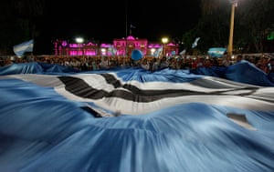 Argentina Protests: Argentina Protests
