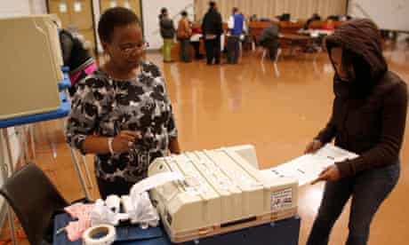 women vote election