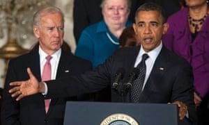 Barack Obama fiscal cliff