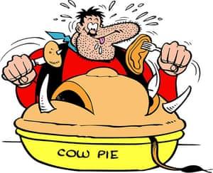 The Dandy: Cow Pie