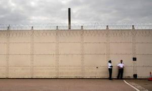 prison data impact charities