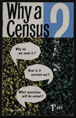 UK census: Census 1961