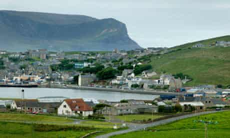 Stromness, Orkney islands