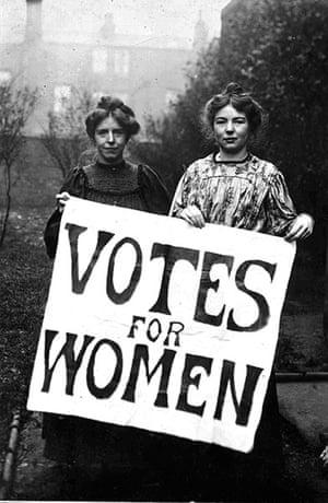 UK census: 1911 census protest