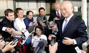 IAEA chief Yukiya Amano faces increasing pressure over its investigation of Iran's nuclear programme