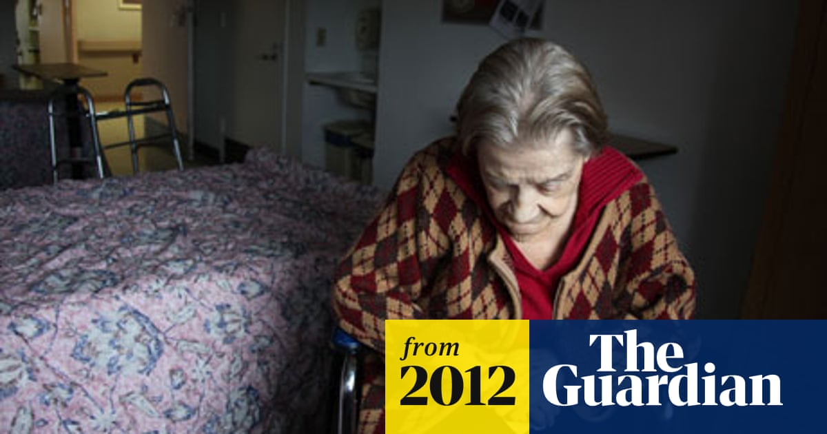 Dementia linked to loneliness, study finds | Society | The