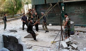 british forces support syrian rebels