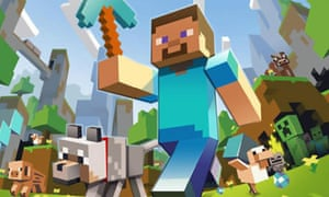 Minecraft was released for iOS in 2011, but still topped Apple's 2013 paid-app chart.